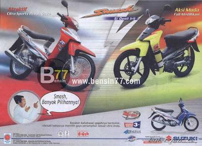 iklan motor suzuki smash