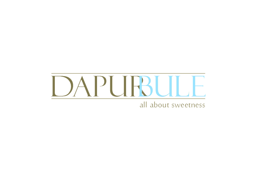 Dapur Bule - all about sweetness