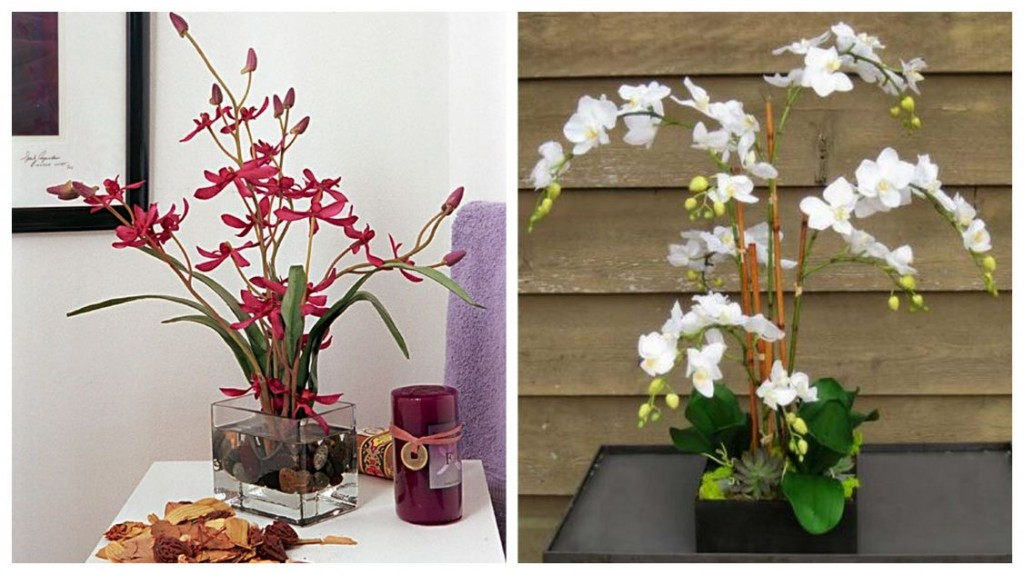 Ajouter de beaut avec une d coration florale d cor de maison d coration - Decoration florale maison ...
