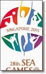 Bola Sepak Jadual Perlawanan Bola Sepak Sukan SEA 2015 Singapura