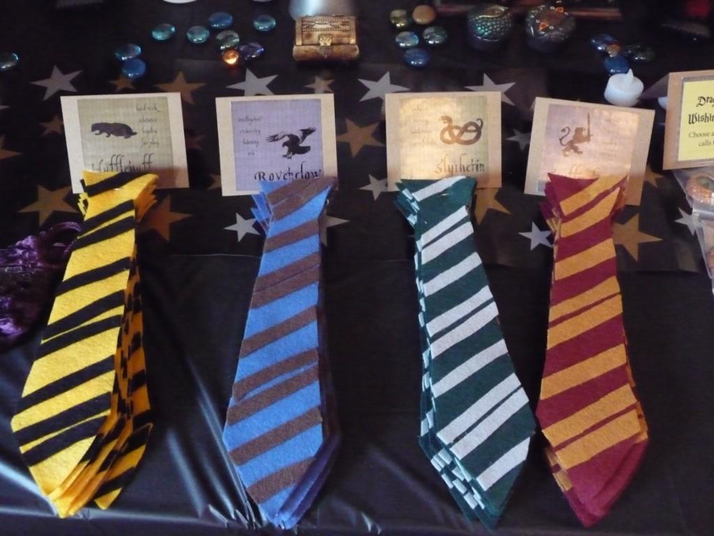 Harry Potter Tie Printable