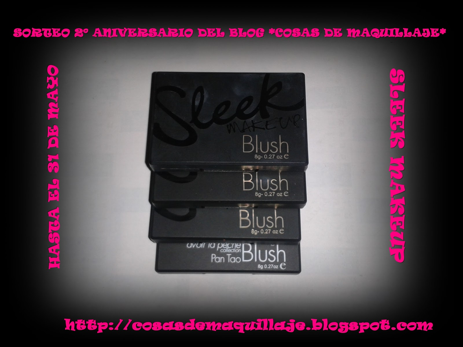 Sorteo 2 Aniversario