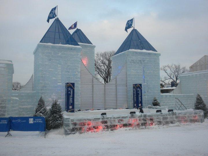 quebec winter carnival. Quebec Winter Carnival