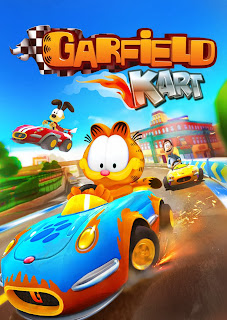Garfield Kart Skidrow Full Version PC Game Free Download