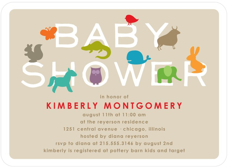 cute baby shower invitations from tiny prints | amy nichols, Baby shower invitations