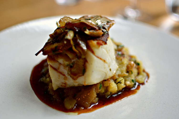 Heddon Street Kitchen Cod