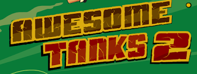 Awesome Tanks 2 flash game review