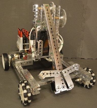 Build A Pushbot Instructions First Tech Challenge