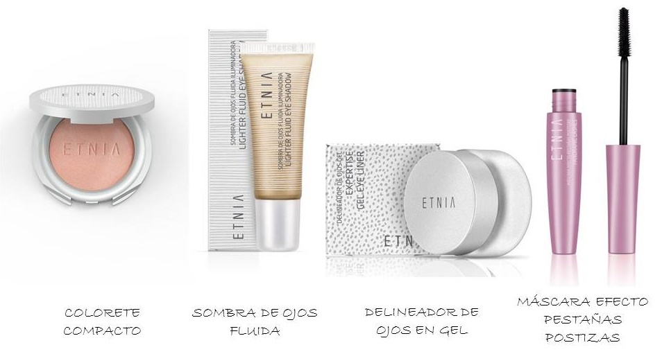 OnlyNess Curso maquillaje Etnia Cosmetics