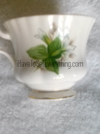 Royal Albert Bone China tea cup