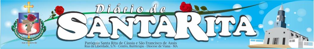Diário de Santa Rita de Cássia e São Francisco de Assis