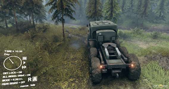 Spintires ScreenShot 02