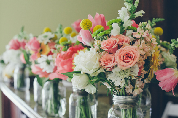 Home Sweet Home: Wedding flowers storyboard