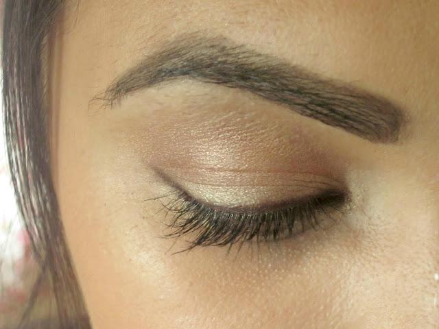 kiko milano eye liner kajal swatch on eyes