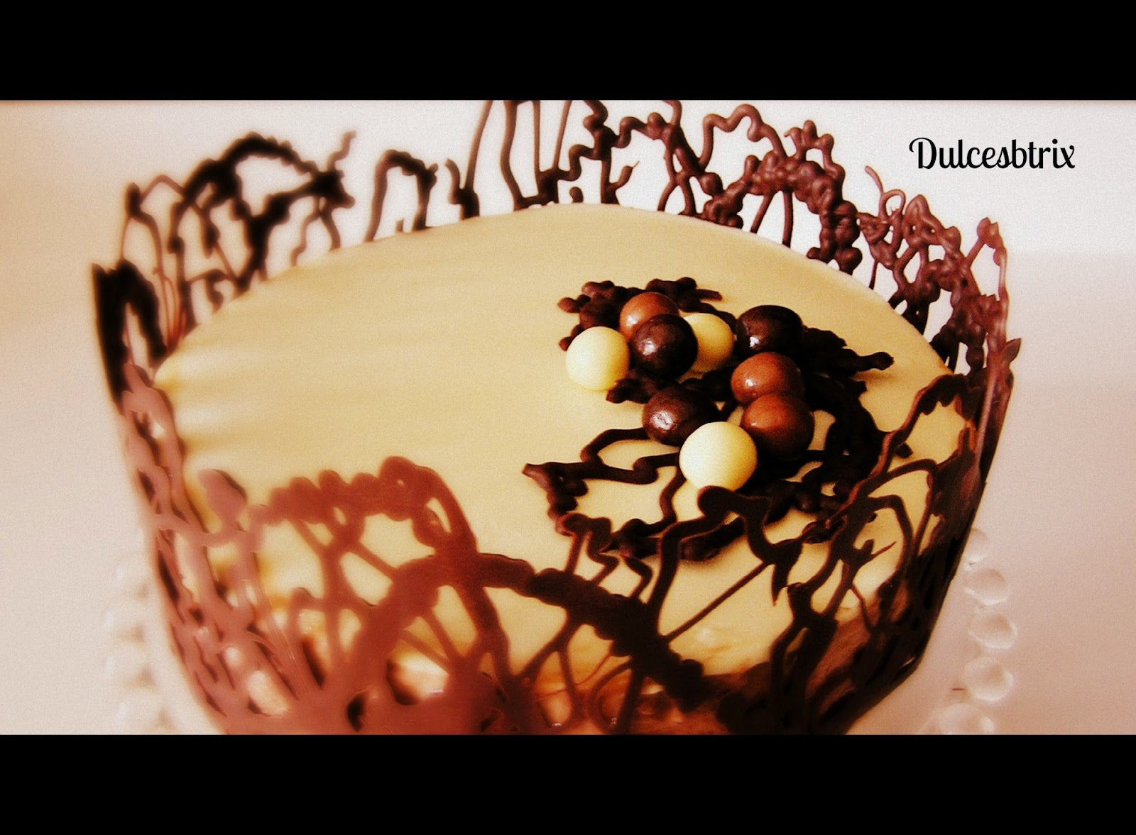 Tarta tres chocolates-dulcesbtrix