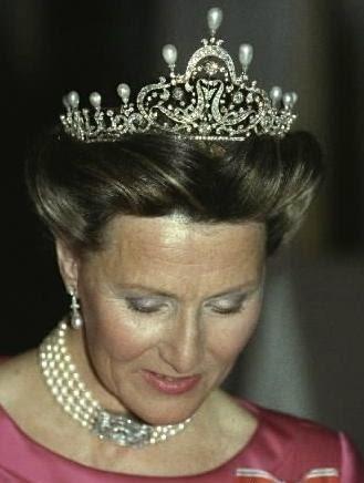 Tiara de la Reina Maud