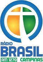 ouvir a Rádio Brasil / Jovem Pan AM 1270,0 Campinas SP