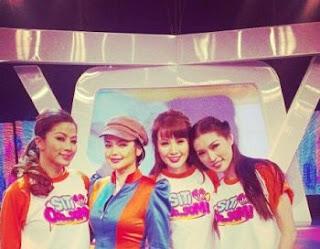Pengacara Game Show Siti Ooo...Som.