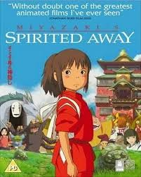 Spirited away movie streaming