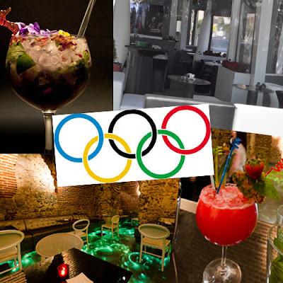 cócteles olímpicos