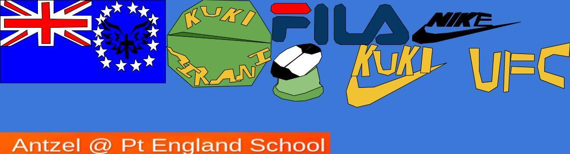 Antzel @ Pt England School