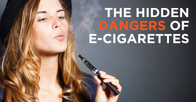 E-Cigarettes have 10x more cancer causing ingredients than regular cigs