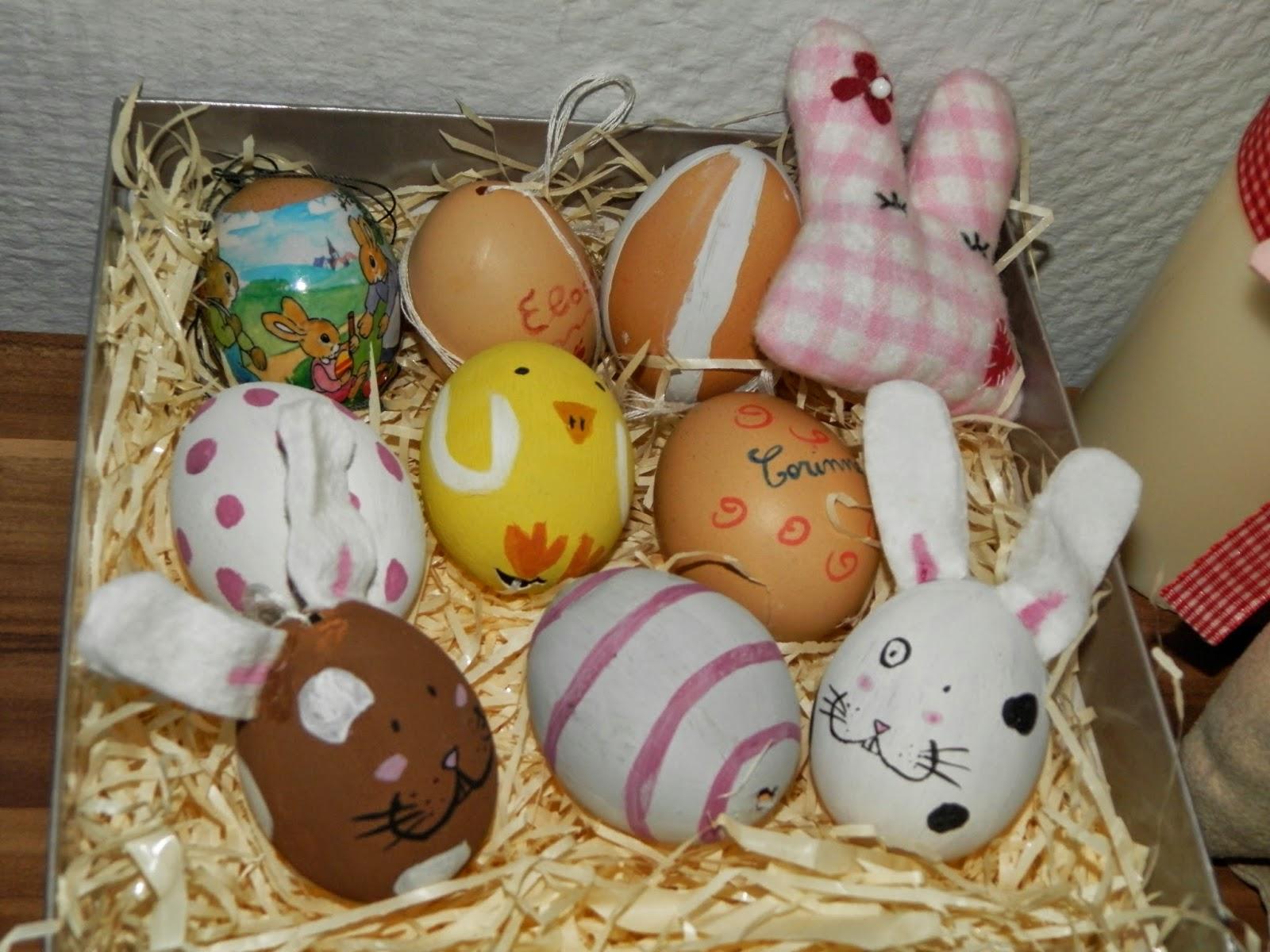 Coton et Création : décoration de Pâques