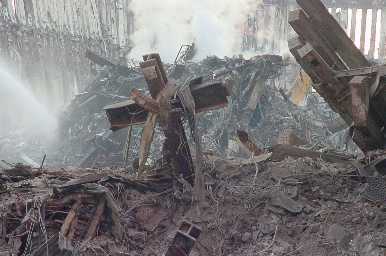 WTC cross