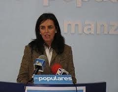 Carmen Fúnez es la gran vencedora de la jornada electoral después de insultar a millones de españoles la premian como senadora