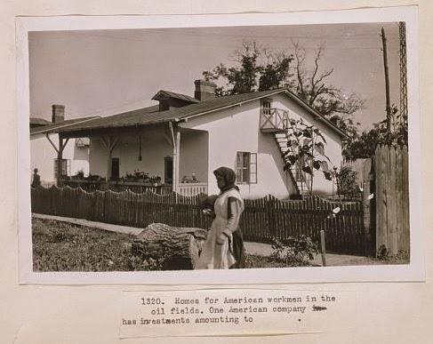 Casa pentru muncitorii americani