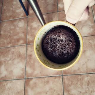 Lowcarb Mikrowellenkuchen, Lowcarb, Mikrowellenkuchen, Kuchen, Food