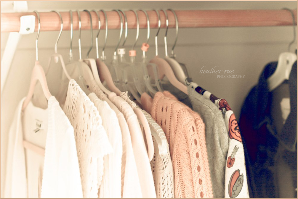 Youu0027ll End Up With A Well Organized, Beautiful Closet You Can Be Proud Of.  Iu0027ve Had People Notice My Use Of Color And ...