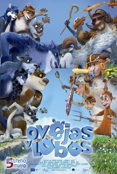 Ovejas y Lobos (2016) HD 1080p Latino