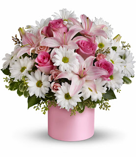 Send Teleflora's Hope and Courage Bouquet Free of Service Fees