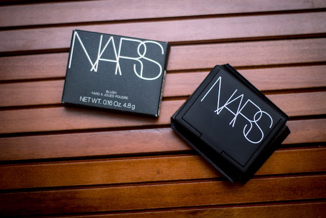 nars&penteados 3 Review: Blush Orgasm da Nars