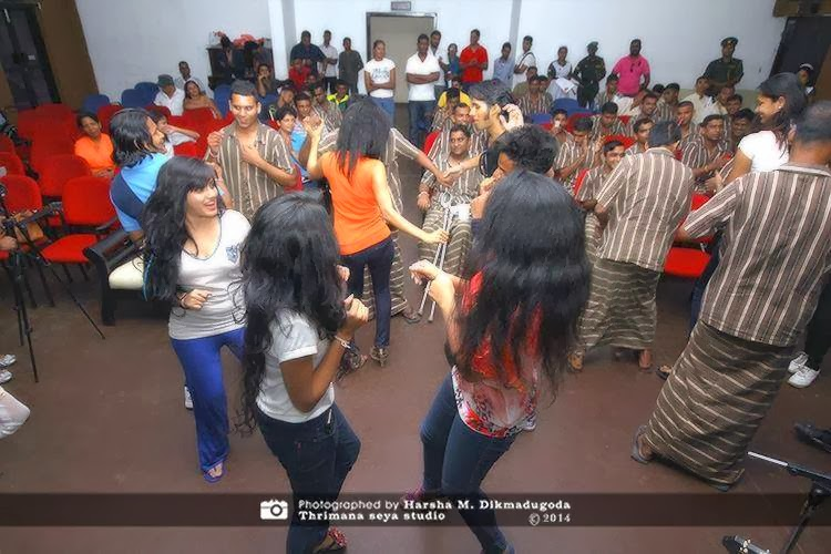 shanudri senali dance