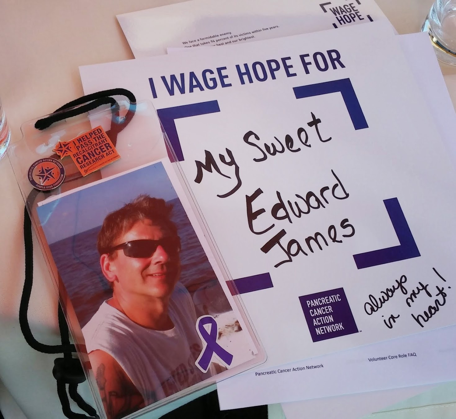 Waging War on Pancreatic Cancer in the #CLE and Beyond!