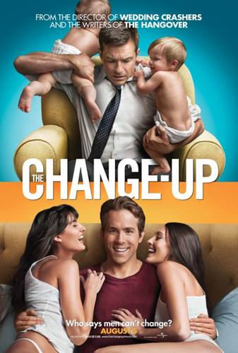 The Change-Up movie trailer 2011