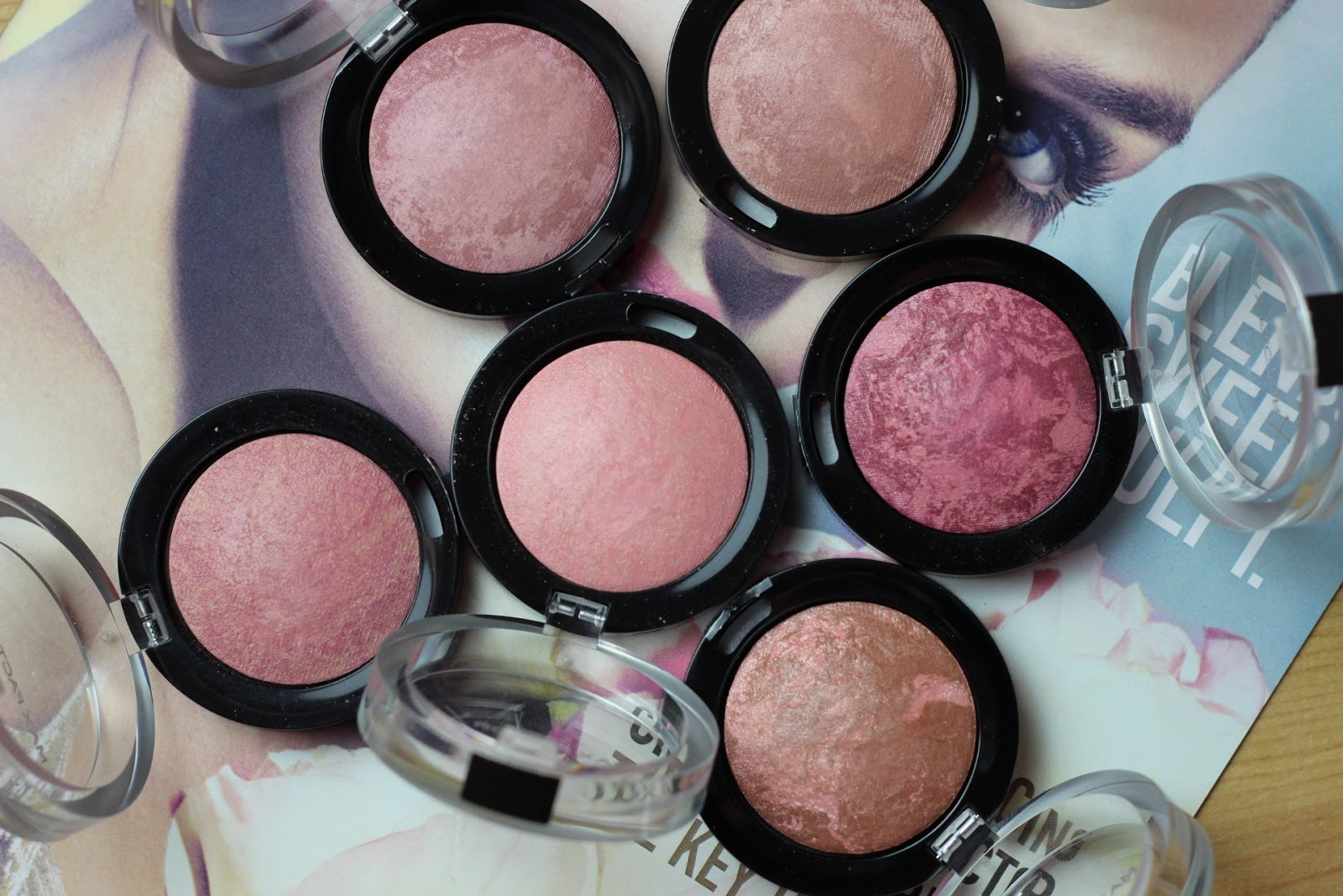 Maxfactor Creme Puff Blush Review & Swatches