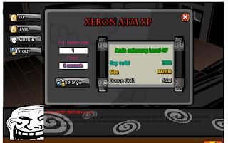 New ATM XP 10 detik