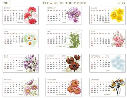 2013 calendar amazing new year 2013 calendar wallpapers from january ...