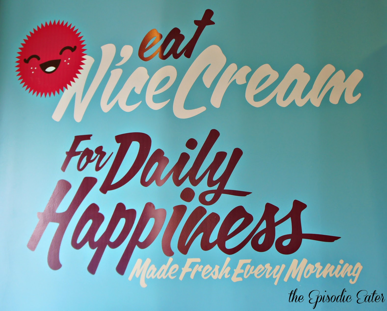 N'Ice Cream (Costa Mesa, CA) on The Episodic Eater
