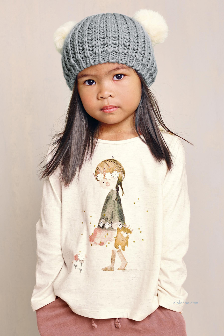 ALALOSHA: VOGUE ENFANTS: The casual dresses for girls from NEXT ...