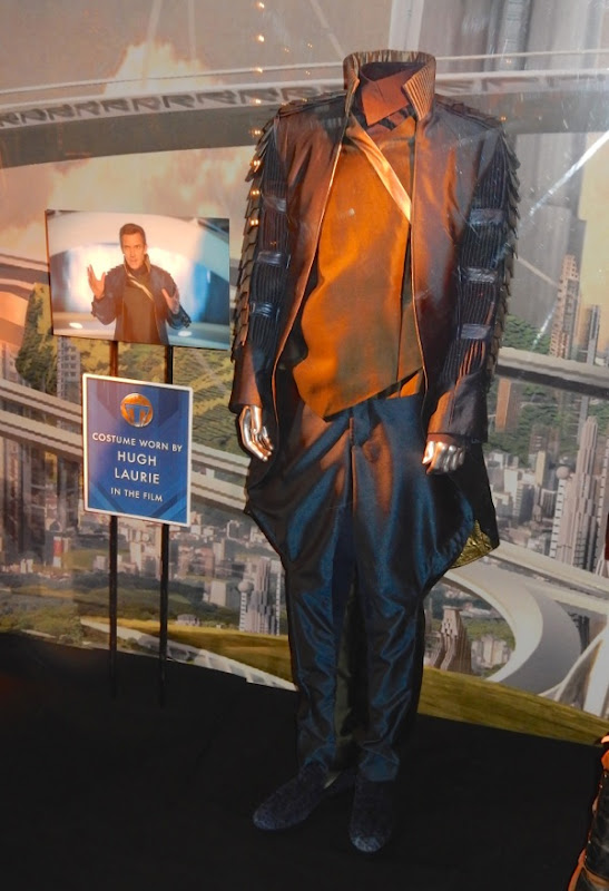 Hugh Laurie Tomorrowland Governor Nix movie costume