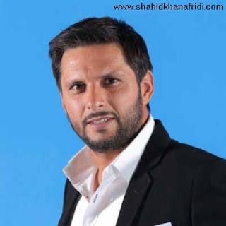 Shahid Afridi Profile Picture