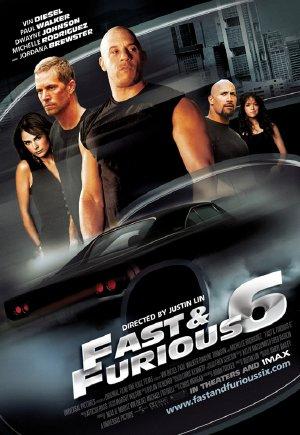 Quá Nhanh Quá Nguy Hiểm 6 - Fast and Furious 6 (2013) Vietsub
