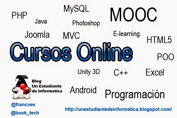 cursos online MOOC gratuitos