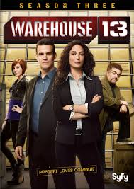 Assistir Warehouse 13 3 Temporada Dublado e Legendado Online