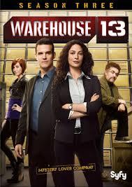 Assistir Warehouse 13 3 Temporada Dublado e Legendado