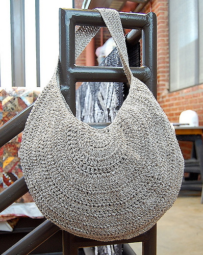 tangled happy: Summer Sling Tote